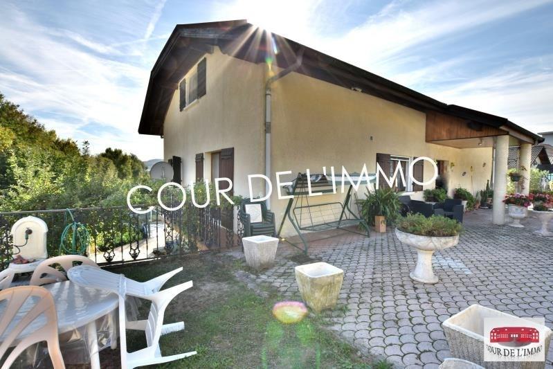 Verkauf von luxusobjekt haus Vetraz monthoux 650000€ - Fotografie 3