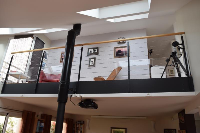 Sale house / villa St antoine du rocher 449700€ - Picture 8
