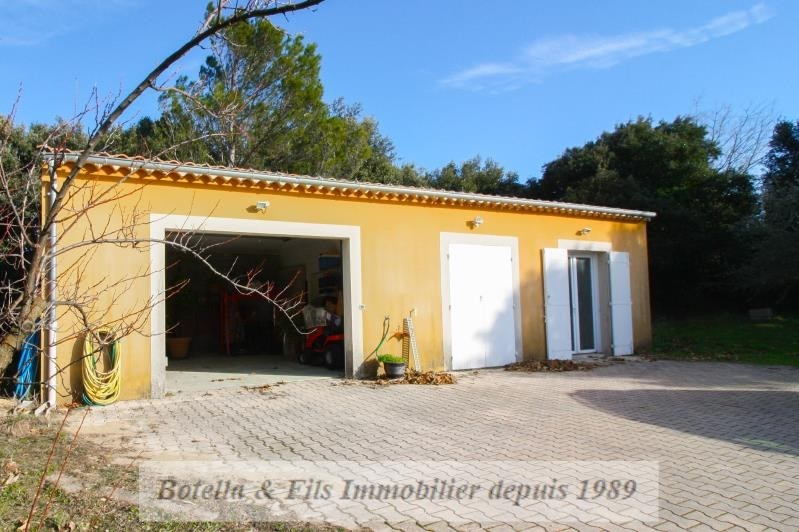 Vente maison / villa Uzes 439000€ - Photo 3