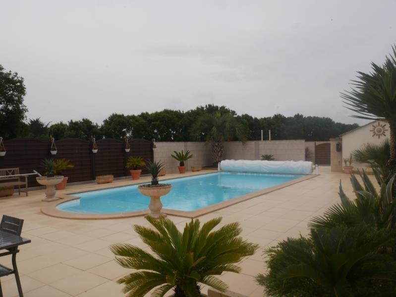 Sale house / villa St hilaire la foret 442000€ - Picture 4