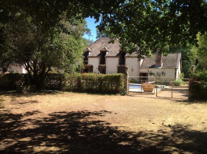 Vendita casa Autry issards 298000€ - Fotografia 1