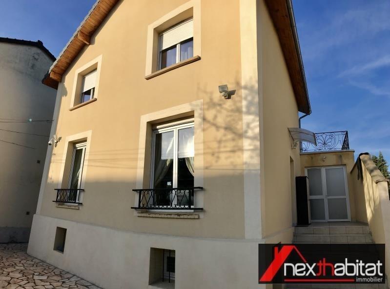 Vente maison / villa Les pavillons sous bois 599000€ - Photo 1