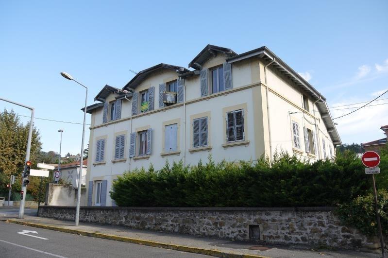 Verkoop  appartement Vienne 88850€ - Foto 2