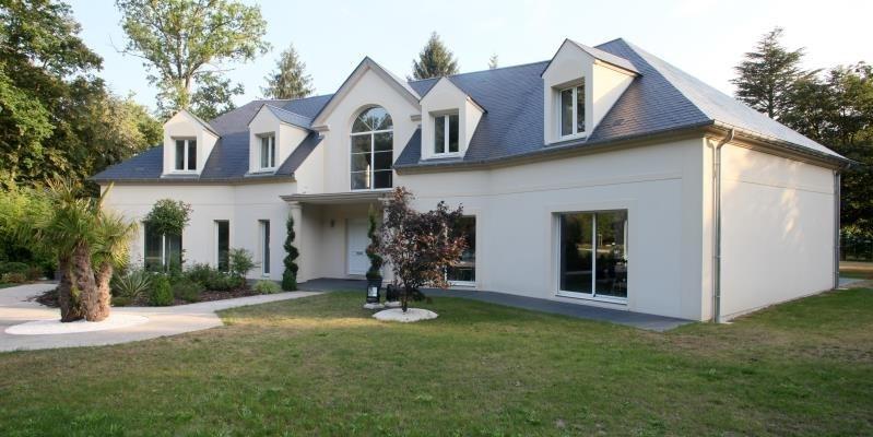 Revenda residencial de prestígio casa Lamorlaye 1350000€ - Fotografia 2