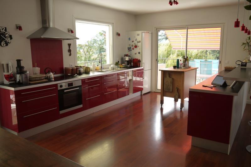 Sale house / villa Reventin vaugris 389500€ - Picture 7