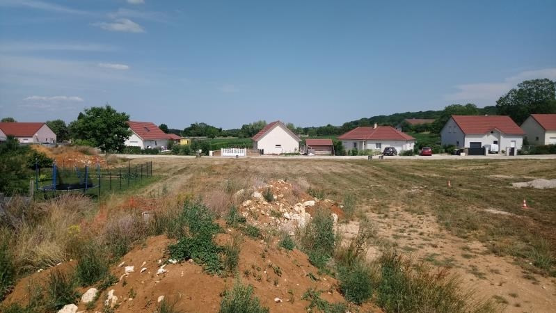 Vente terrain Jallerange 78 000€ - Photo 2