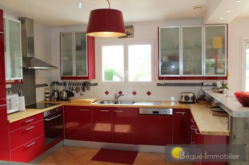 Vente maison / villa Lasserre 440000€ - Photo 3