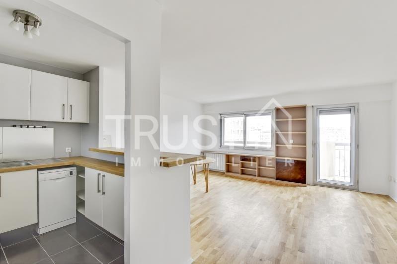 Vente appartement Paris 15ème 410000€ - Photo 1