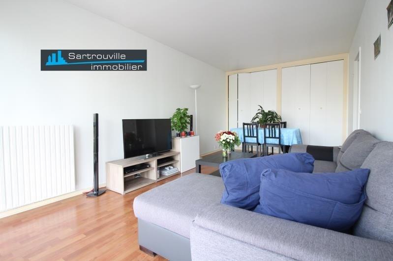 Sale apartment Sartrouville 173000€ - Picture 1