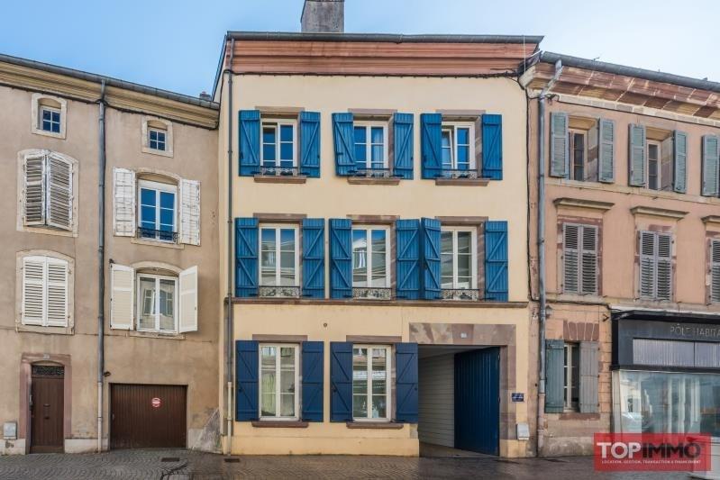 Sale house / villa Luneville 299000€ - Picture 1