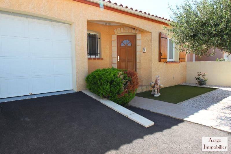 Vente maison / villa Salses le chateau 211000€ - Photo 1