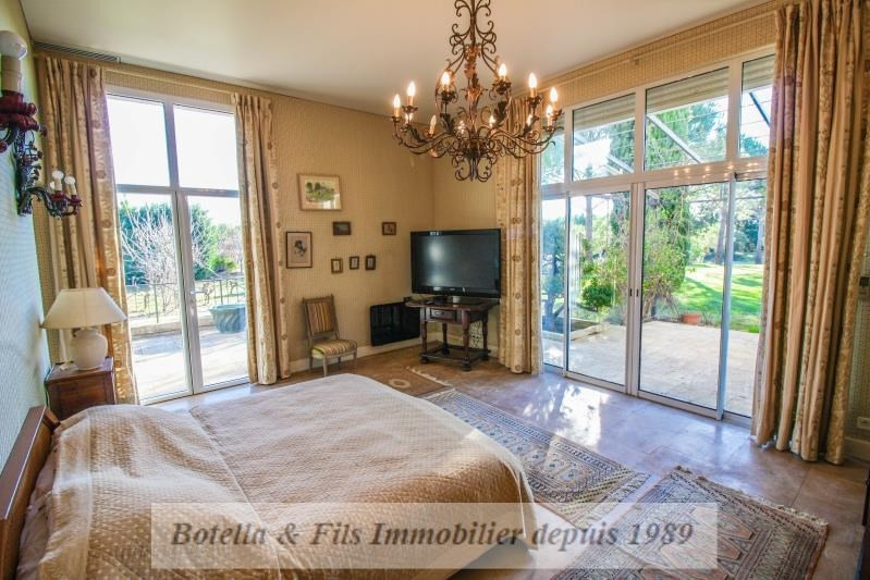 Vente de prestige maison / villa Uzes 1290000€ - Photo 7