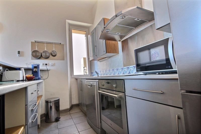 Location vacances appartement Cannes 950€ - Photo 12