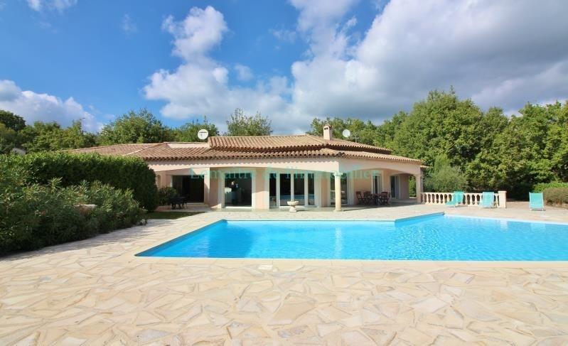 Vente de prestige maison / villa Saint cezaire sur siagne 598000€ - Photo 3