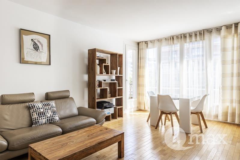 Vente appartement Levallois 640000€ - Photo 1