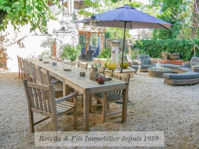 Vente de prestige maison / villa Uzes 735000€ - Photo 18