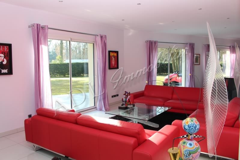 Vente de prestige maison / villa Lamorlaye 1250000€ - Photo 5