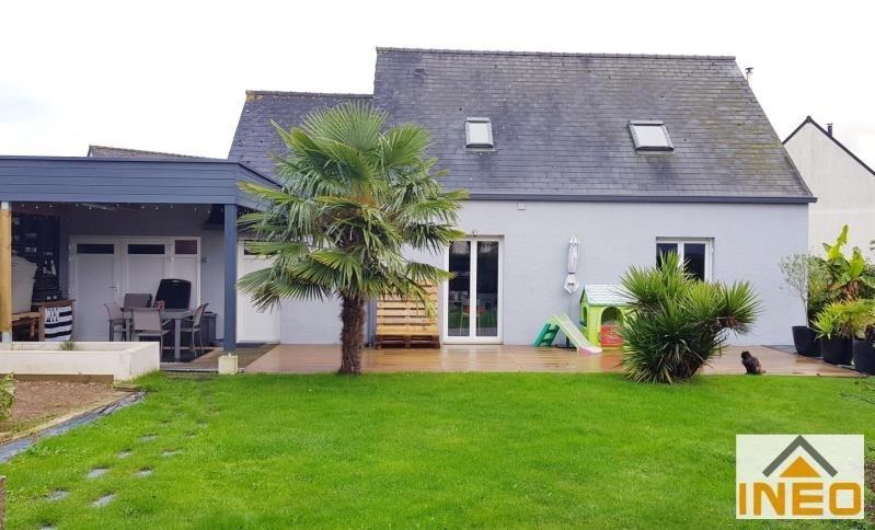 Vente maison / villa Bedee 237215€ - Photo 10