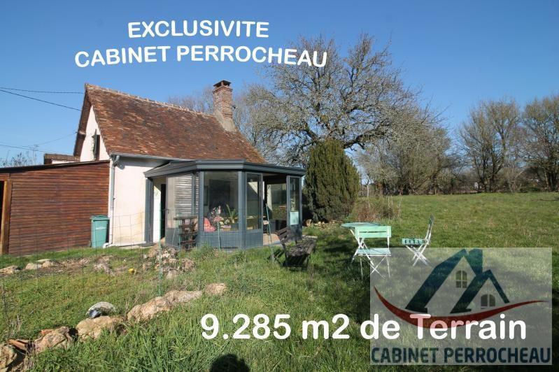 Sale house / villa La chartre sur le loir 45000€ - Picture 1