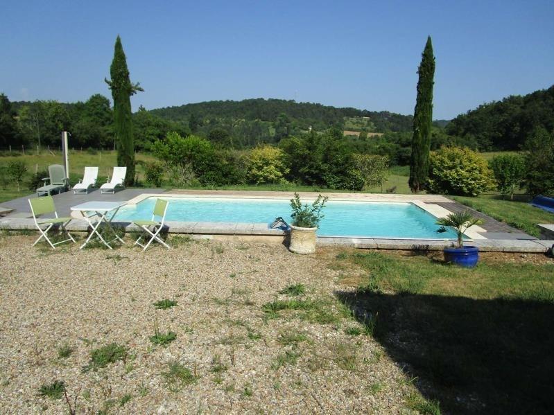 Sale house / villa Chanterac 348000€ - Picture 5