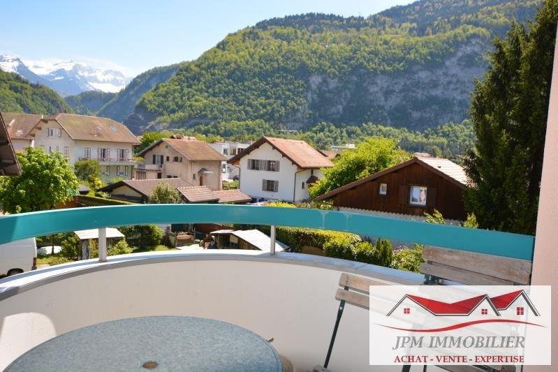 Sale apartment Cluses 138000€ - Picture 1