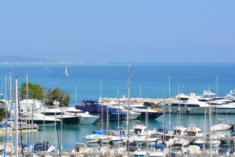 Vente de prestige appartement Villeneuve-loubet 799 000€ - Photo 1