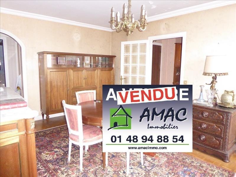 Sale apartment Villemomble 200000€ - Picture 1