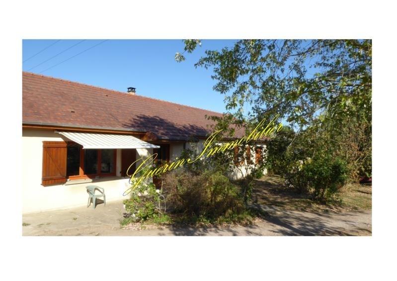 Sale house / villa Gimouille 181900€ - Picture 1