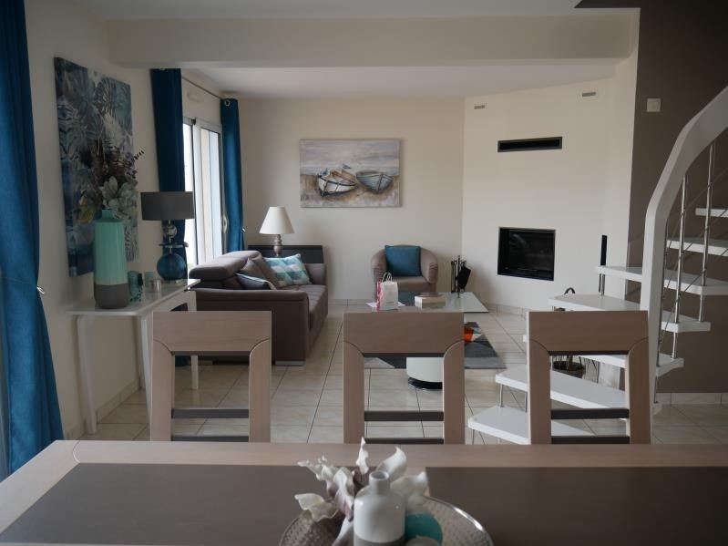 Vente maison / villa St vincent sur jard 338000€ - Photo 7