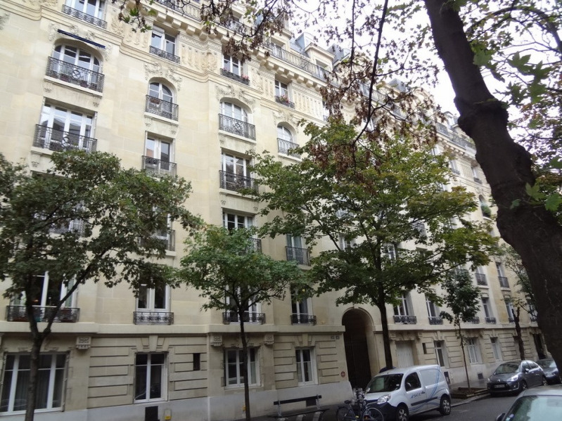 Deluxe sale apartment Paris 16ème 1350000€ - Picture 12