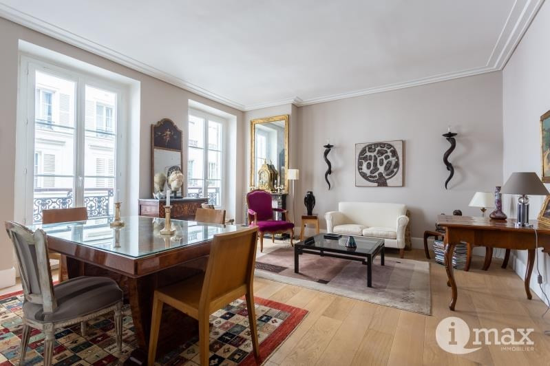 Vente appartement Paris 9ème 850000€ - Photo 1