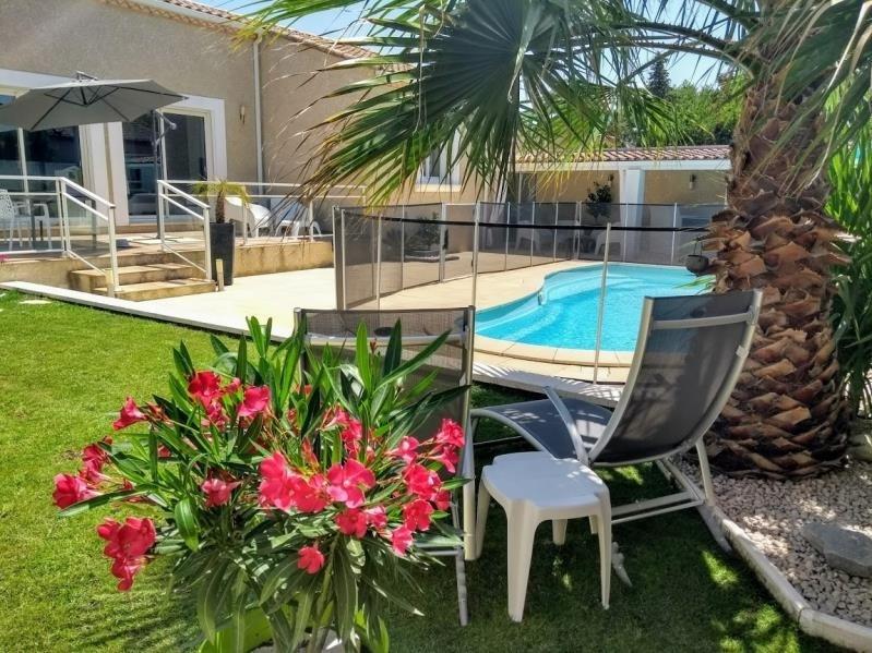 Sale house / villa Thezan les beziers 429000€ - Picture 1