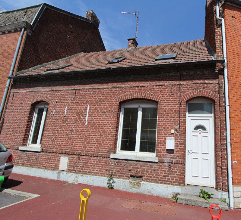 Vente maison / villa Monchecourt 96 000€ - Photo 1