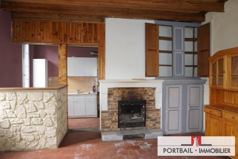 Sale house / villa Etauliers 106000€ - Picture 2