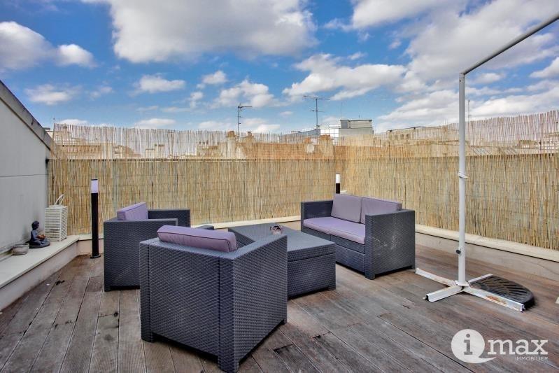 Sale apartment Boulogne billancourt 490000€ - Picture 1