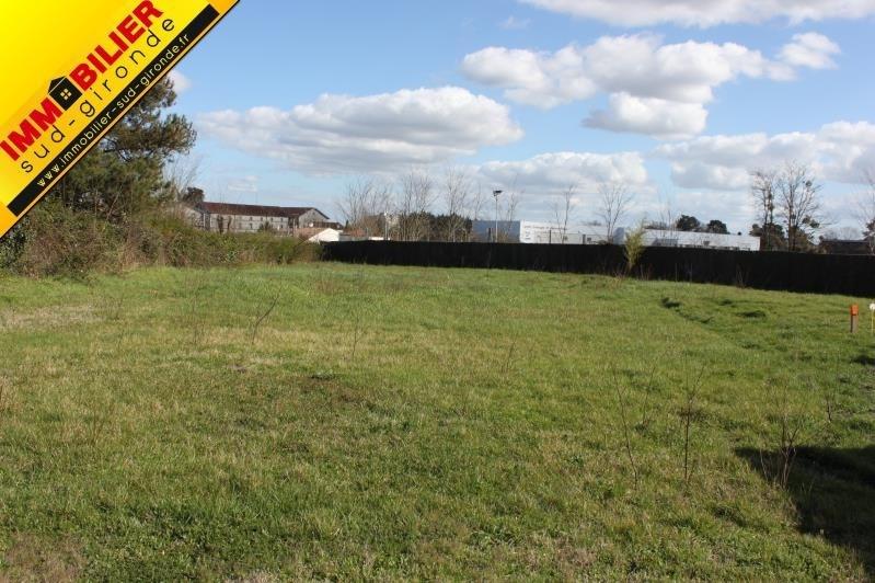 Vendita terreno Langon 95000€ - Fotografia 1