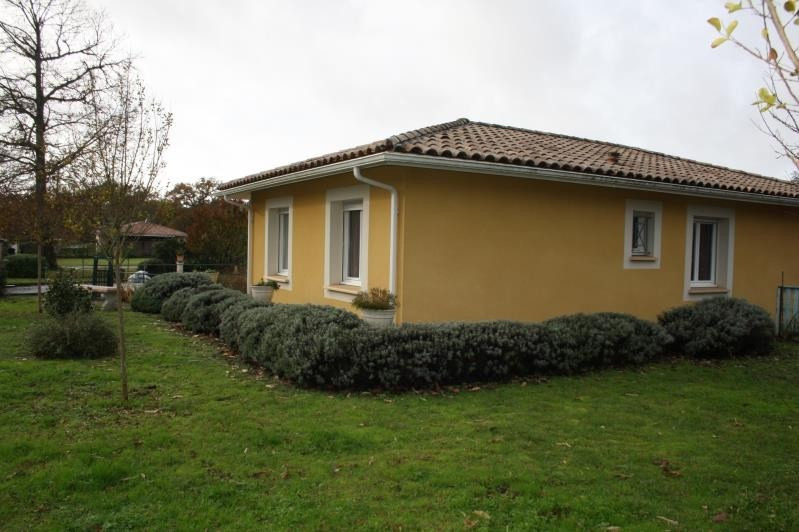 Sale house / villa Pontenx les forges 275600€ - Picture 1