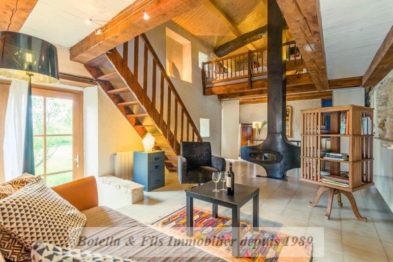 Deluxe sale house / villa Barjac 498000€ - Picture 2