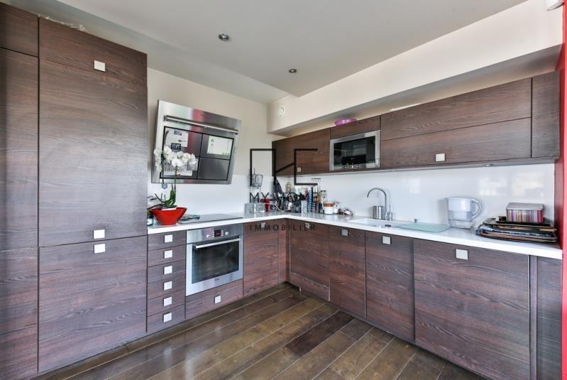 Immobile residenziali di prestigio appartamento Paris 17ème 1163000€ - Fotografia 6