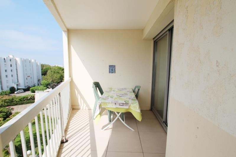 Sale apartment La grande motte 236 600€ - Picture 6