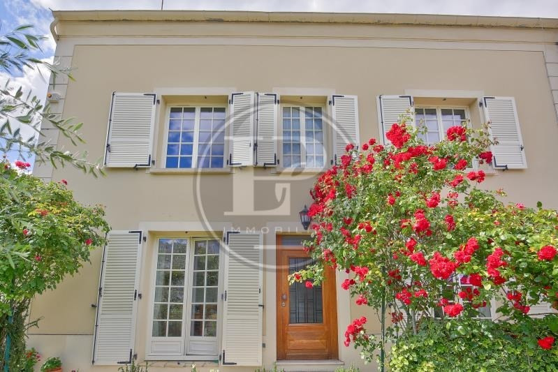 Revenda casa St germain en laye 895000€ - Fotografia 16