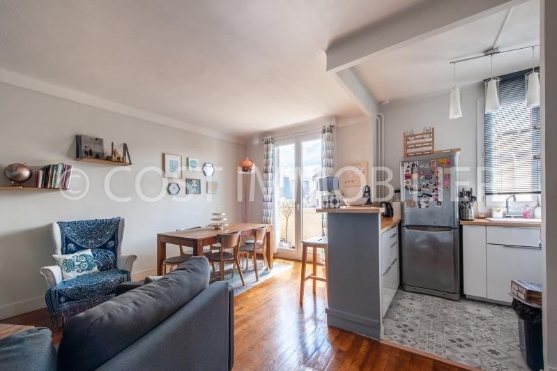 Verkauf wohnung Courbevoie 365000€ - Fotografie 2
