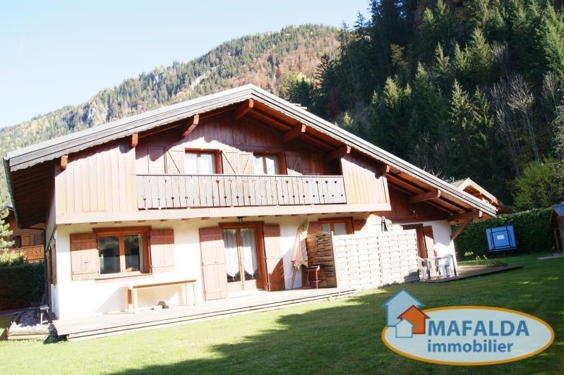 Deluxe sale house / villa Saint gervais les bains 620000€ - Picture 1