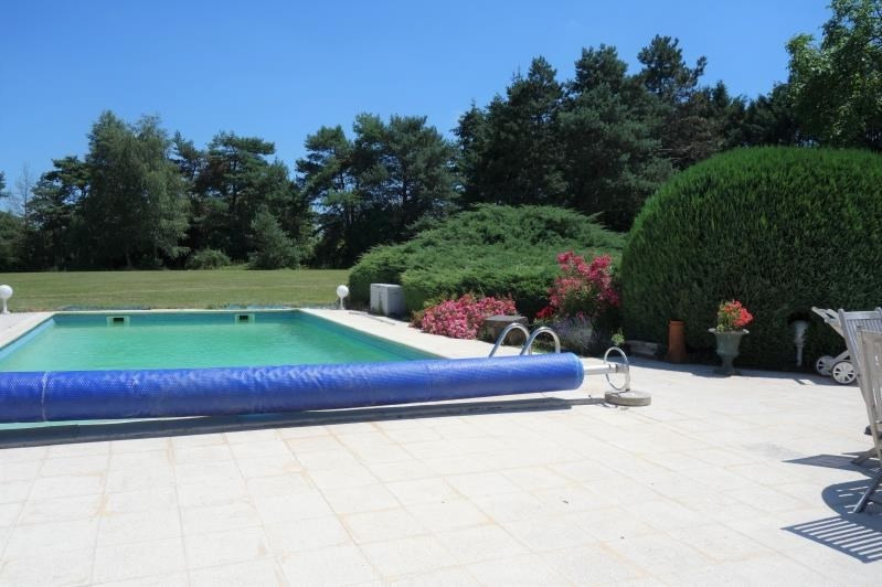Venta de prestigio  casa Gennetines 375000€ - Fotografía 2