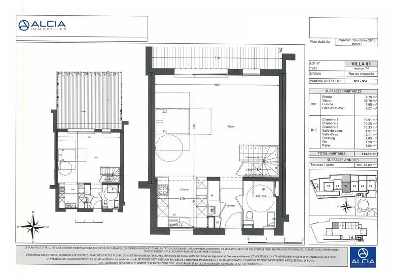 Vente maison / villa Merignac 530000€ - Photo 3