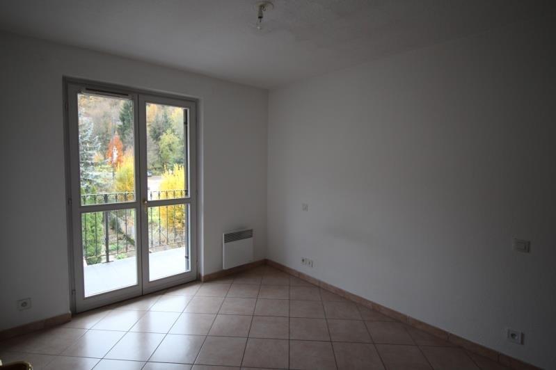 Rental apartment Le fayet 736€ CC - Picture 2