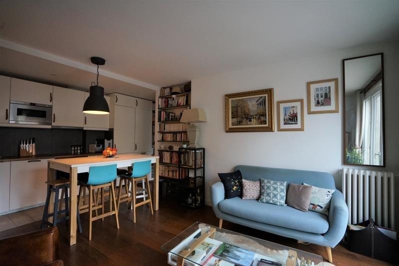Revenda apartamento Paris 12ème 614000€ - Fotografia 2