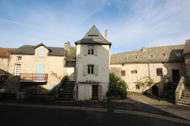 Sale house / villa Lunac 125000€ - Picture 1