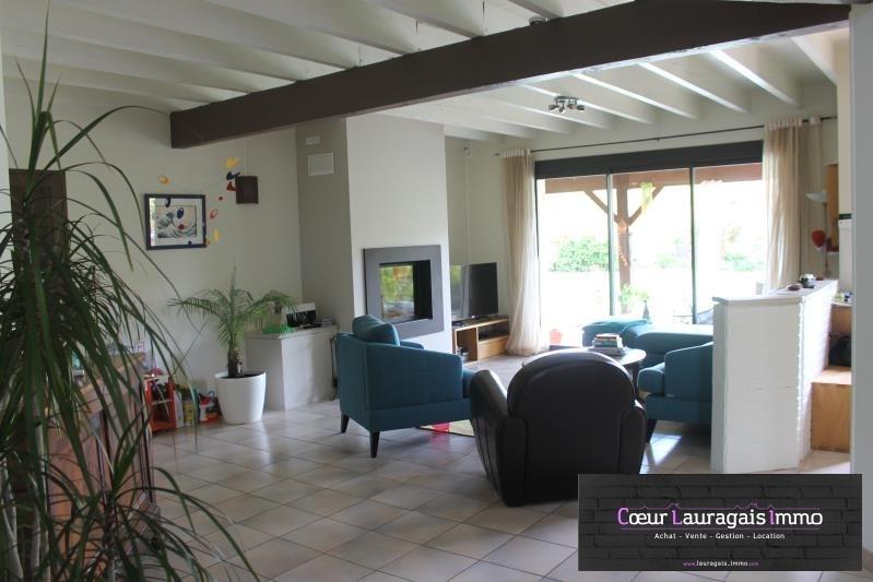 Sale house / villa Quint fonsegrives 478000€ - Picture 2
