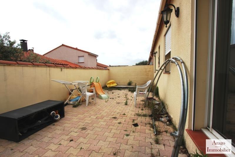 Sale house / villa Pezilla la riviere 148600€ - Picture 8